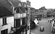Uttoxeter, High Street 1949