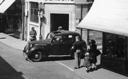 Uttoxeter, Morris 10 Car c.1955