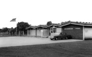 Uttoxeter, the Lido c1965
