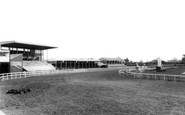 Uttoxeter, The Racecourse c.1955