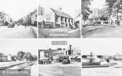 Uxbridge, Composite c.1955