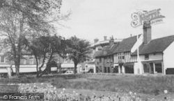 Uxbridge, Cross Street And Gardens c.1965
