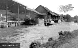 Uxbridge, Grand Union Canal c.1950