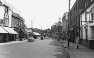 Uxbridge, High Street c1965