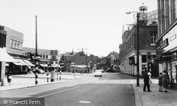 Uxbridge, High Street c.1960