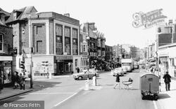 Uxbridge, High Street c.1965