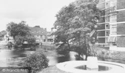 Uxbridge, River Frays c.1965