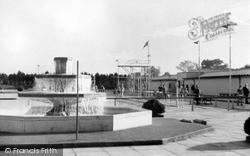 Uxbridge, Swimming Pool c.1950