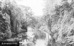 Uxbridge, The River Frays c.1960