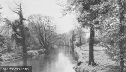 Uxbridge, The River Frays c.1965