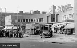 Uxbridge, The Station c.1950