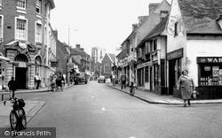 Uxbridge, Windsor Street c.1960