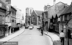 Uxbridge, Windsor Street c.1965