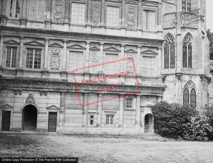 Photo of Uzes, The Castle c.1939