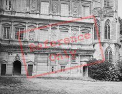The Castle c.1939, Uzes