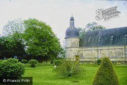 Chateau De Valencay, The Garden 1984, Valençay