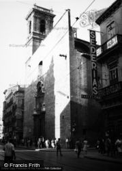 Church Of St Martin 1960, Valencia