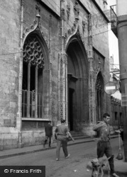 The Silk Exchange 1960, Valencia
