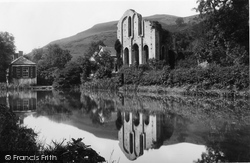 Valle Crucis, Abbey 1888