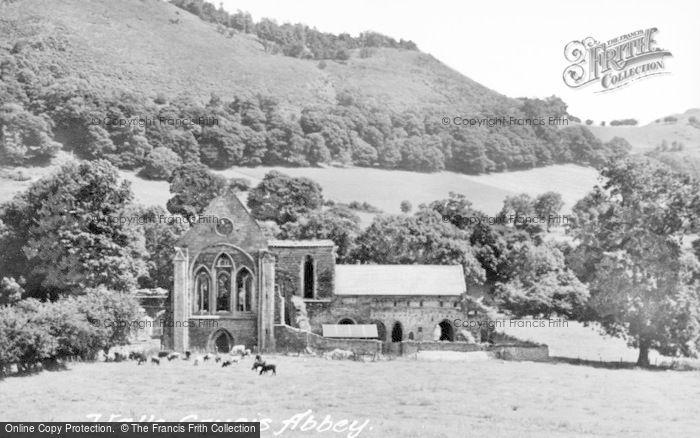 Valle Crucis Abbey photo