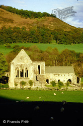 Valle Crucis, Abbey c.1995, Valle Crucis Abbey
