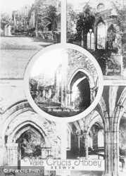 Valle Crucis, Composite c.1935