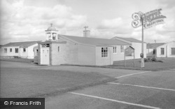 Anglican Chapel R.A.F 1966, Valley