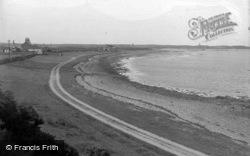 Crossing Lake 1936, Valley