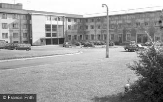 Valley, Officers' Mess R.A.F 1966