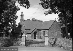 Valley, The Church 1952