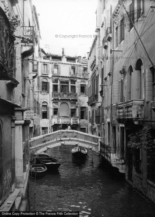 Photo of Venice, 1938