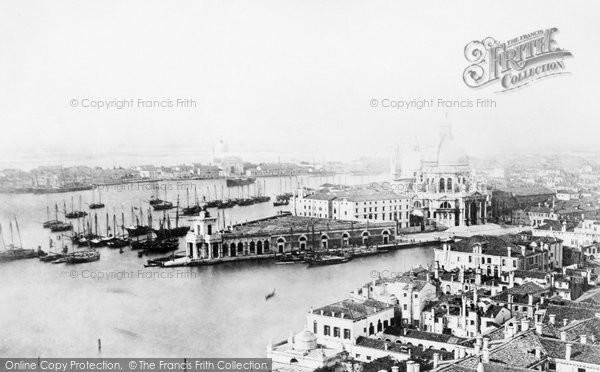 Photo of Venice, c.1873