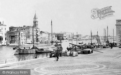 c.1880, Venice