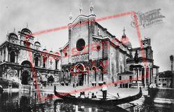 Church Of St John And St Paul c.1935, Venice