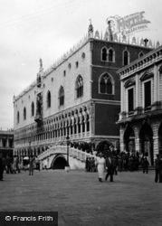 Doge's Palace 1938, Venice