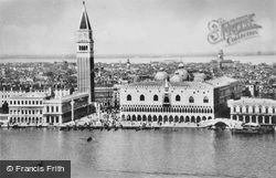 From The Air c.1935, Venice