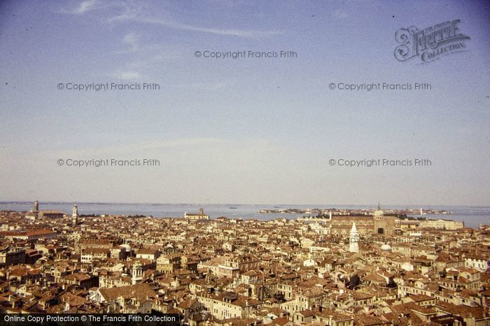 Photo of Venice, From The Campanile 1983
