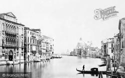 Grand Canal c.1870, Venice