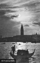 Night On The Grand Canal c.1935, Venice