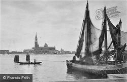 On The Grand Canal c.1935, Venice