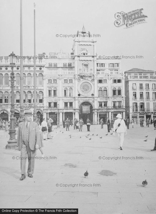 Photo of Venice, Piazza San Marco 1938