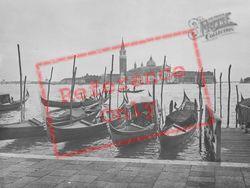 San Giorgio Maggiore Island 1938, Venice