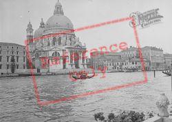Santa Maria Della Salute Basilica 1938, Venice