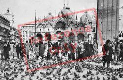 St Mark's Square c.1935, Venice