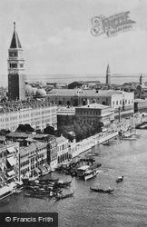 The Grand Canal c.1935, Venice