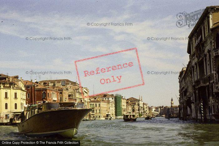 Photo of Venice, Through The Rio Nuova Canzone 1983
