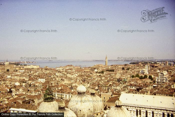 Photo of Venice, View From Campanile 1983