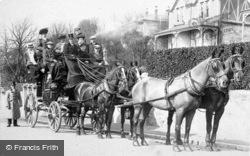 Coach And Four 1908, Ventnor