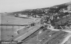 From The East Cliff 1899, Ventnor