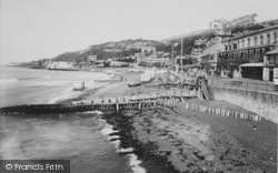 From The Pier 1892, Ventnor